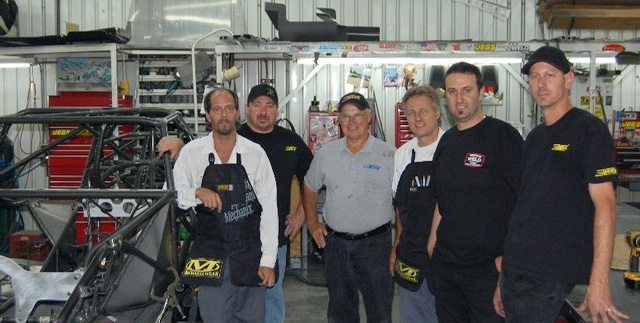 Jerry Haas Race Cars