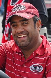 Khalid Al-Balooshi