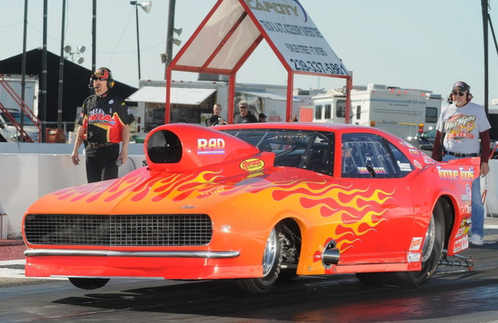 Ihra crowns winners at first event of the year