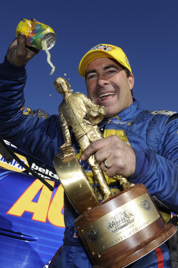 Schumacher Capps And Enders Stevens Win At Nhra Phoenix