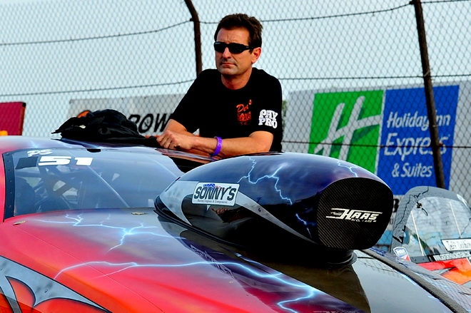 Jeff Dobbins continues to substitute for Dean Goforth in Extreme Pro Stock while Goforth recovers from an injured right foot.