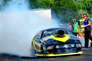 Brian Gahm, Extreme Pro Stock Mustang