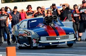 Todd Tutterow, Pro Boost Camaro