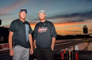 Traction Twins, Cale and Cody Crispe