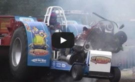 engine blowing apart