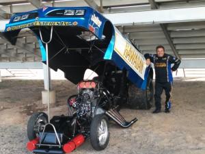 Tim Boychuk's Hawaiian Trans Am (Boychuk Racing photo)