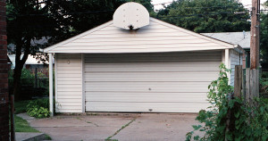 It might have begun rather innocently in this two-car garage behind his house in Michigan, but the beginnings of Dart actually were formulated in the mind of one Richard Maskin.