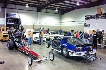 Speed City Chassis Seminar