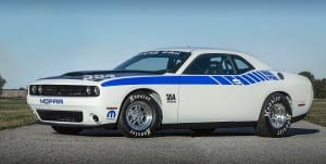 Remaining true to its performance roots, the Mopar brand unveile