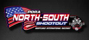 PDRA_N-S Shootout logo