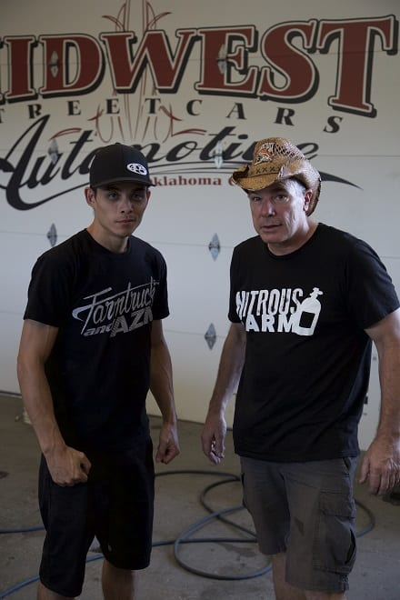 Jeff Azn Bonnett And Sean Farmtruck Whitley Make Up One Of The