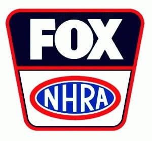 NHRA-Fox logo