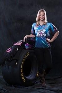 Megan Meyer tire