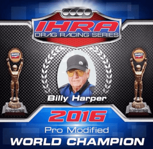 Harper champion
