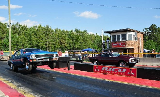 Rico Dragstrip Sees Continuous Improvement Drag Illustrated Drag