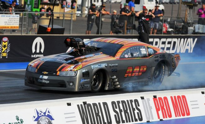 Denver Based Quick Drive Racing Named Sponsor Of World Series Pro Mod