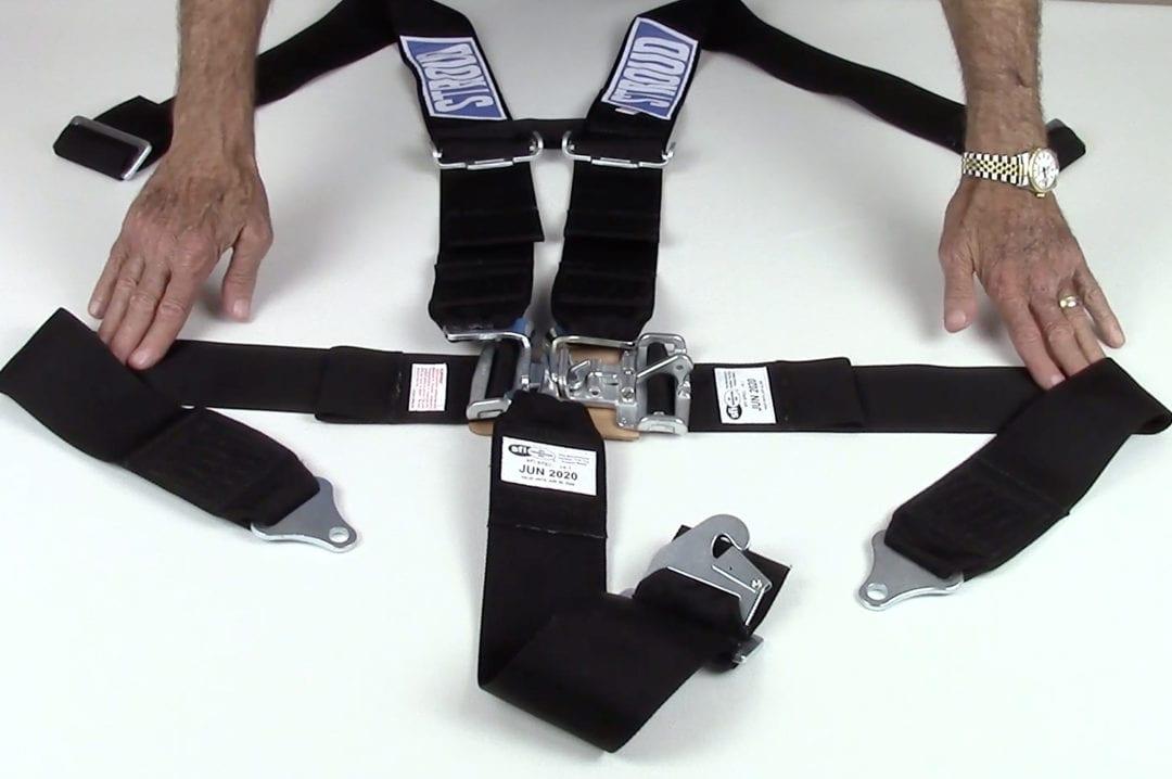 Stroud Safety Posts New Seat Belt Installation Video