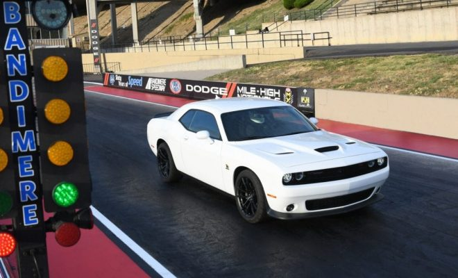 Dodge Challenger R T Scat Pack 1320 Owners To Receive Free Nhra Nmca Memberships Drag Illustrated Drag Racing News Opinion Interviews Photos Videos